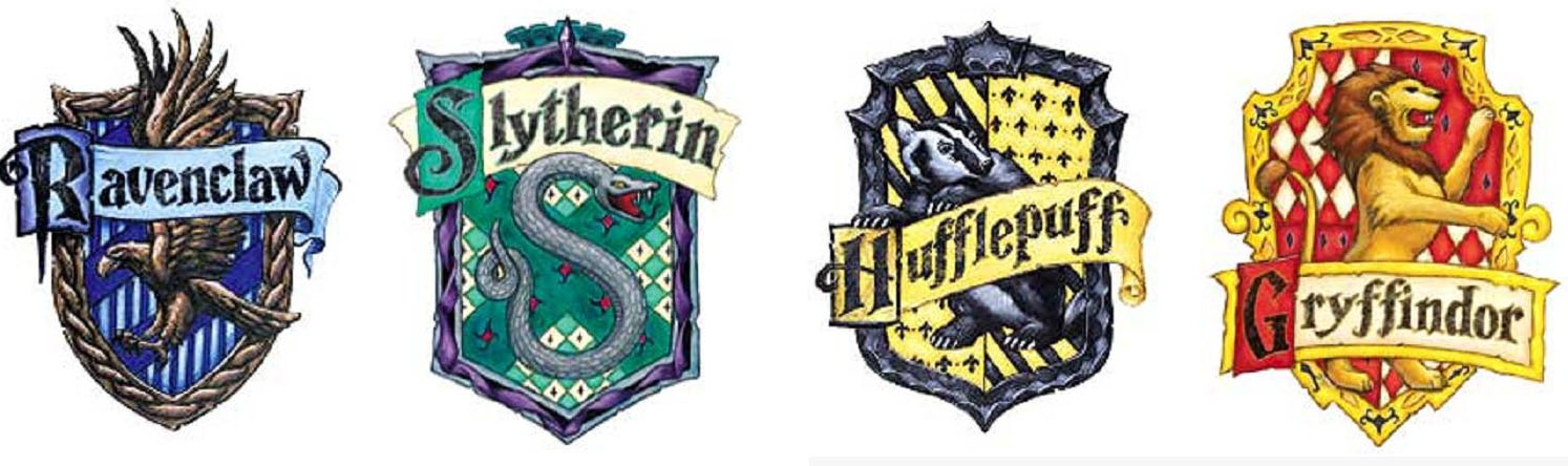image regarding Printable Hogwarts House Crests referred to as Area crests Missing In between the Letters