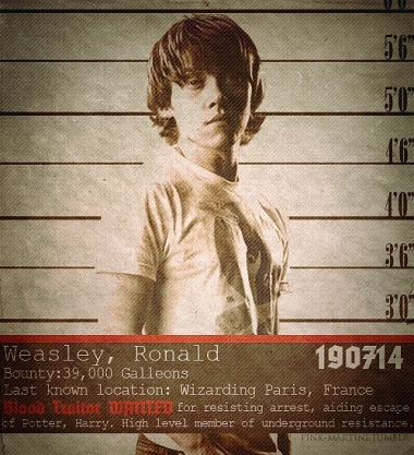 wanted ron